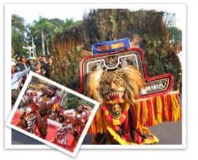 Seni Budaya dan Pariwisata Di BerbagaiDaerah